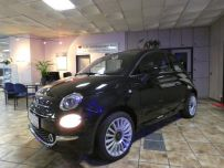 FIAT 500 C 1.2 8V Lounge-Navi-PDC-7 Zoll Display Bild